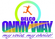 DELCO On My Way - Full-Color Logo