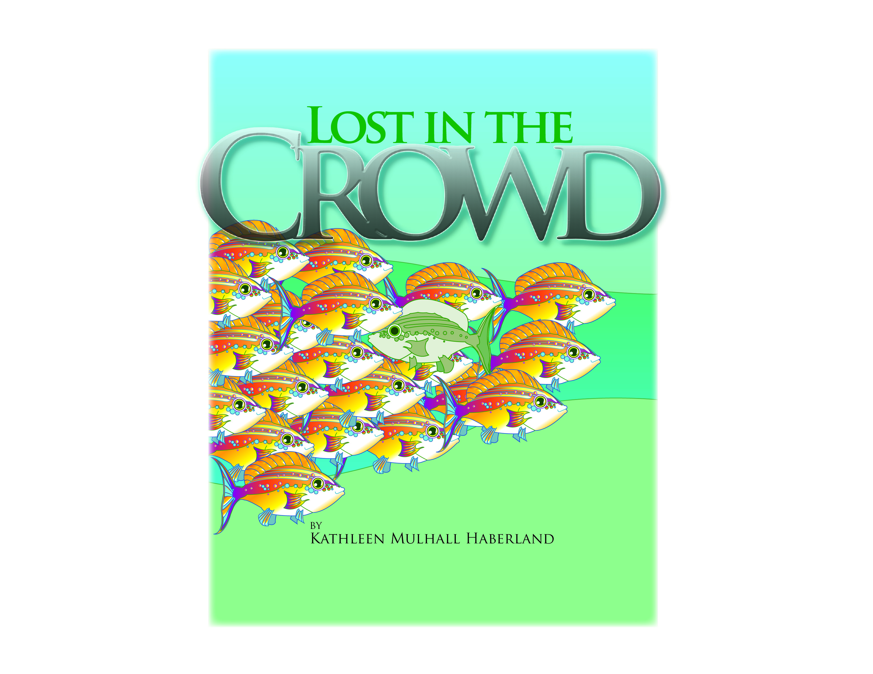 Lost In The Crowd Book Cover